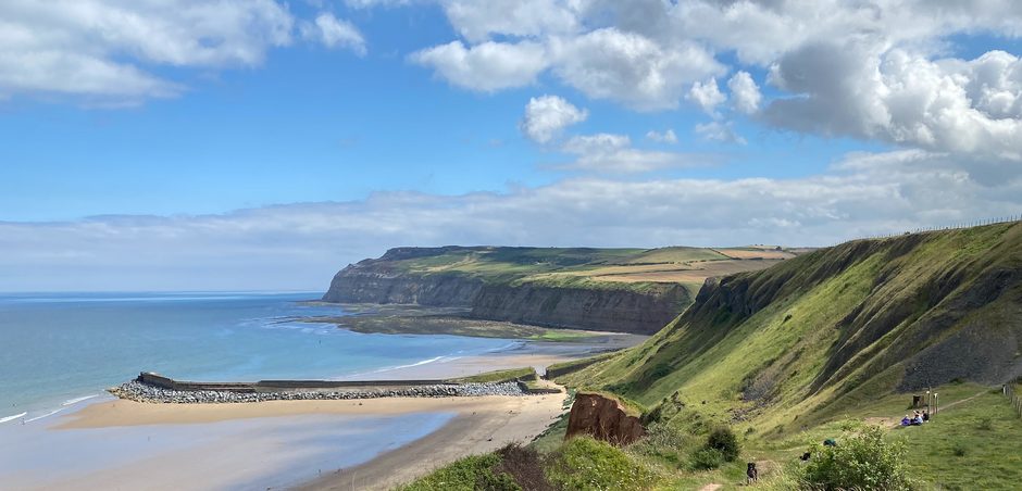 Saltburn to Staithes – a walk along the Cleveland Way on the iron coast