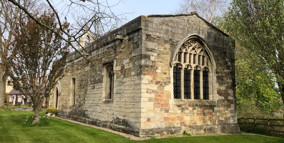 The Chapel of St. Mary Magdelan - a Medieval Hospital and Leper Chapel in Ripon