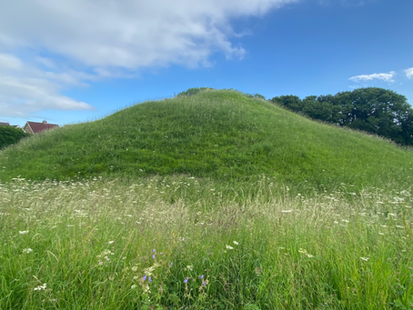 Barwick in Elmet's Iron Age Hill Fort and Motte Bailey Castle
