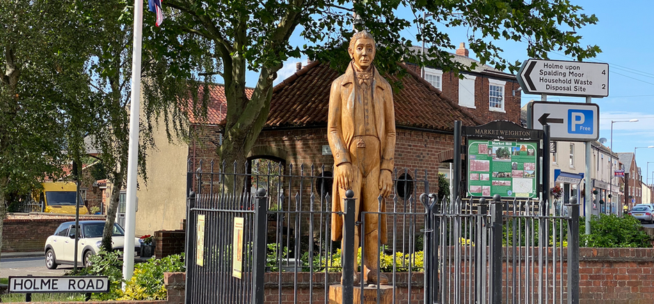 Did you know Britain's tallest ever man was a Yorkshireman?