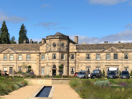 Grantley Hall  - A review of a stay at Yorkshire's latest luxury hotel