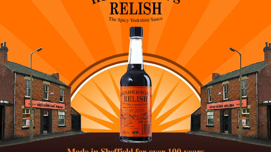 """Henderson's Relish – """"Like Worcester Sauce but a million times better"""""""