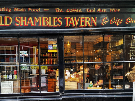 Ye Old Shambles Tavern – one of York's famous pubs prepares to re-opens