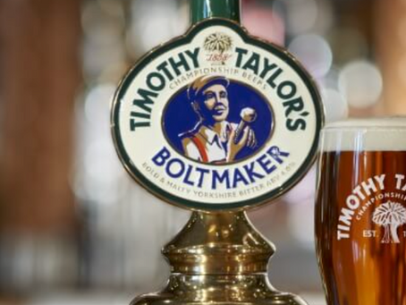 The story behind Timothy Taylor's Boltmaker's new name?