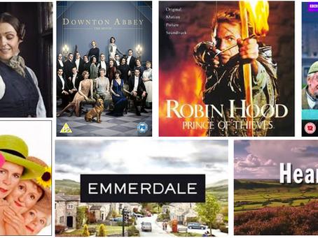 Yorkshire TV & Film Location Quiz