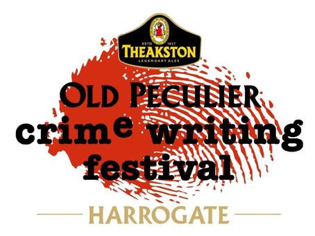 Theakston's Old Peculiar Crime Writers Festival