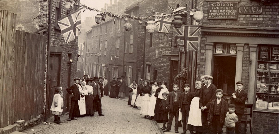 Hungate in York - a brief history