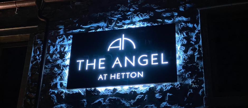 A last supper before lockdown – The Angel Inn at Hetton