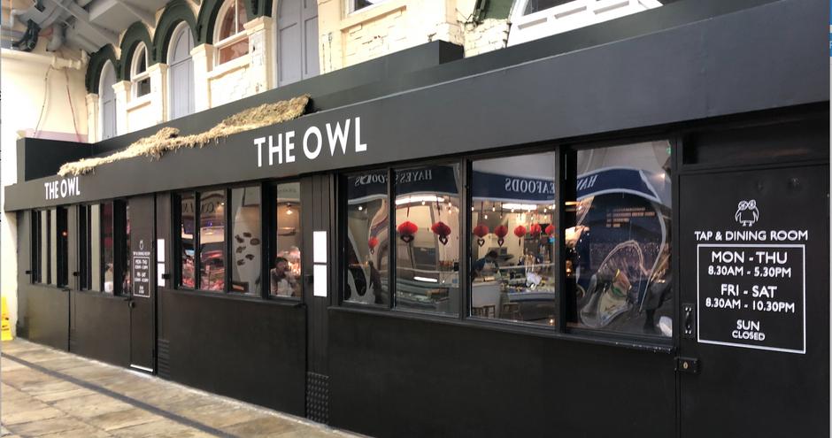 The Owl, Leeds Kirkgate Market - a review