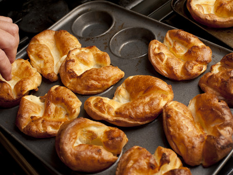 The Yorkshire Pudding - a humble history
