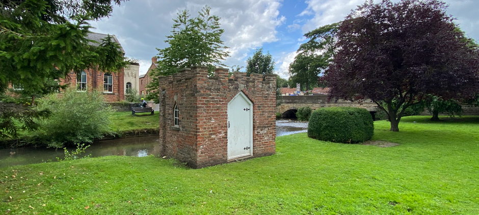 Bedale Leech House – the UK's only surviving leech house