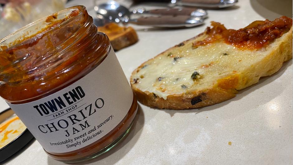 Yorkshire Chorizo Jam – too good to be true…
