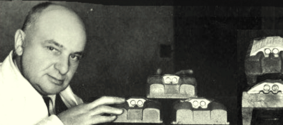 """Percy Shaw – the Yorkshire inventor of the """"Cat's Eye"""""""