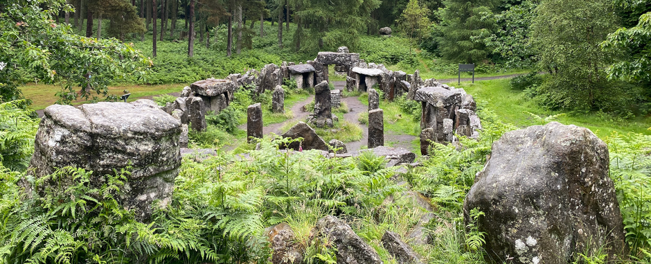 The Druid's Temple – Yorkshire's Stonehenge or an 18th century Folly?