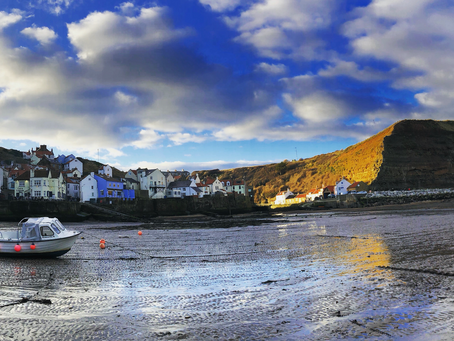 Staithes to Whitby walk - as recommended in The Times