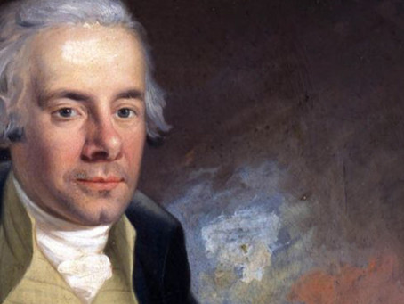 William Wilberforce – The original Black Lives Matter Campaigner