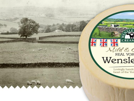 A Yorkshire Classic - A focus on Wensleydale Cheese
