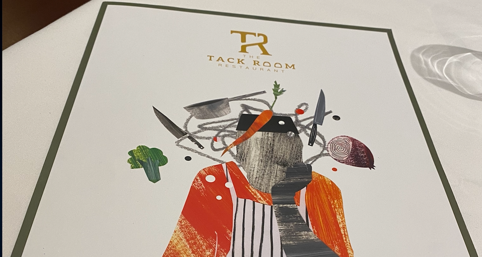 Fine Dining in Middleham - The Tack Room Restaurant at The Wensleydale Hotel