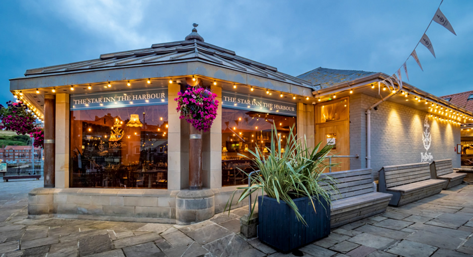 Andrew Pern's The Star Inn the Harbour – a delicious fish supper