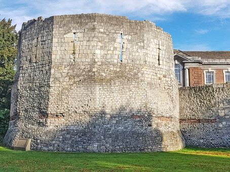 The Multangular Tower - an insight into Roman York