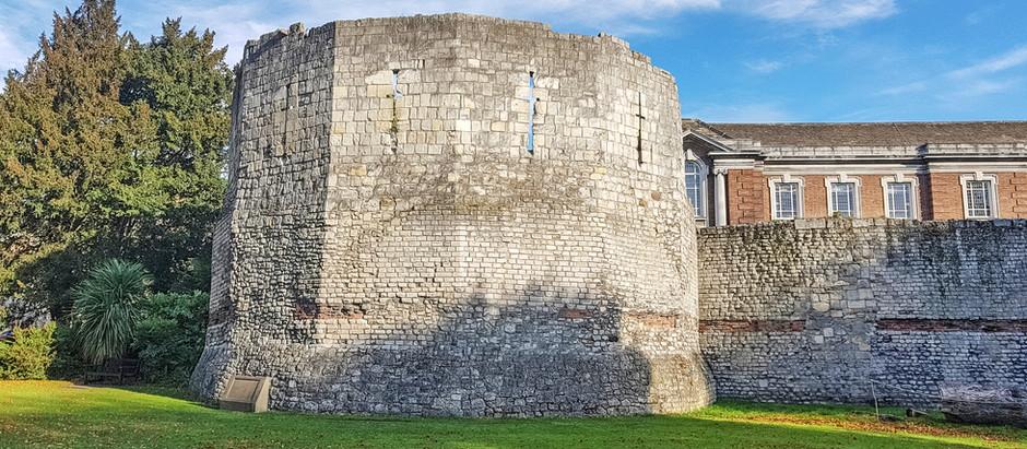 The Multangular Tower - an insight into Roman York