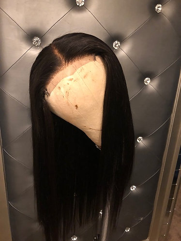 18,20,22 inch Custom Wig with Lace Closure