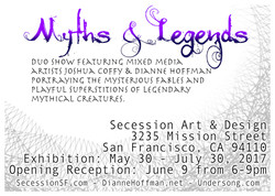 5/30-7/30/17 @Secession Art & Design