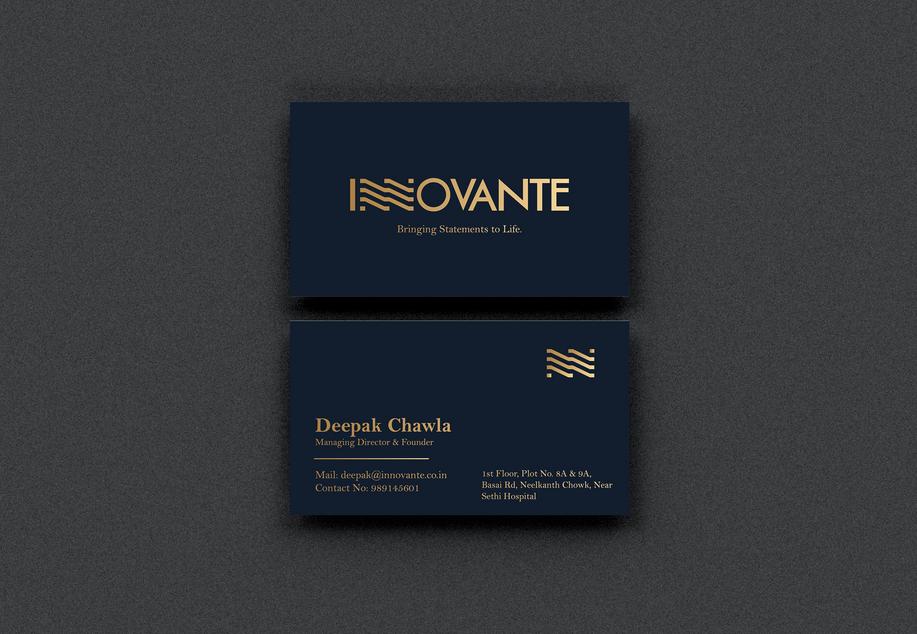 Business Card Design_Design Process