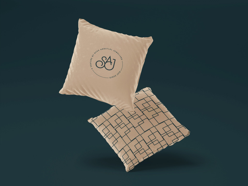 Jewellery Cushion