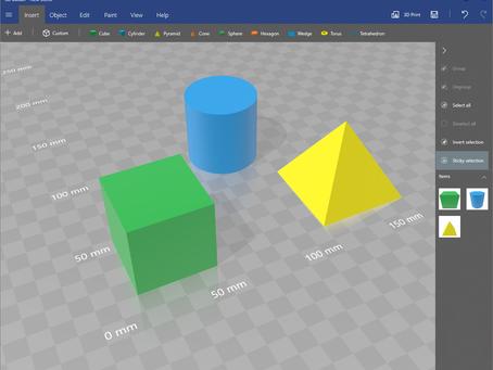 Программы 3d моделирования