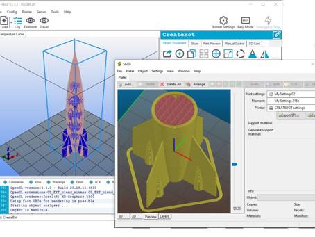 Программы для 3d печати