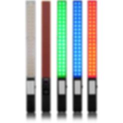 BASTÃO DE LED RGB YN360
