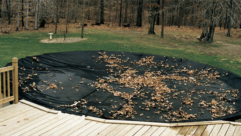 OVAL LEAF NET COVER