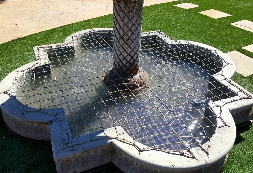 Water Feature Net
