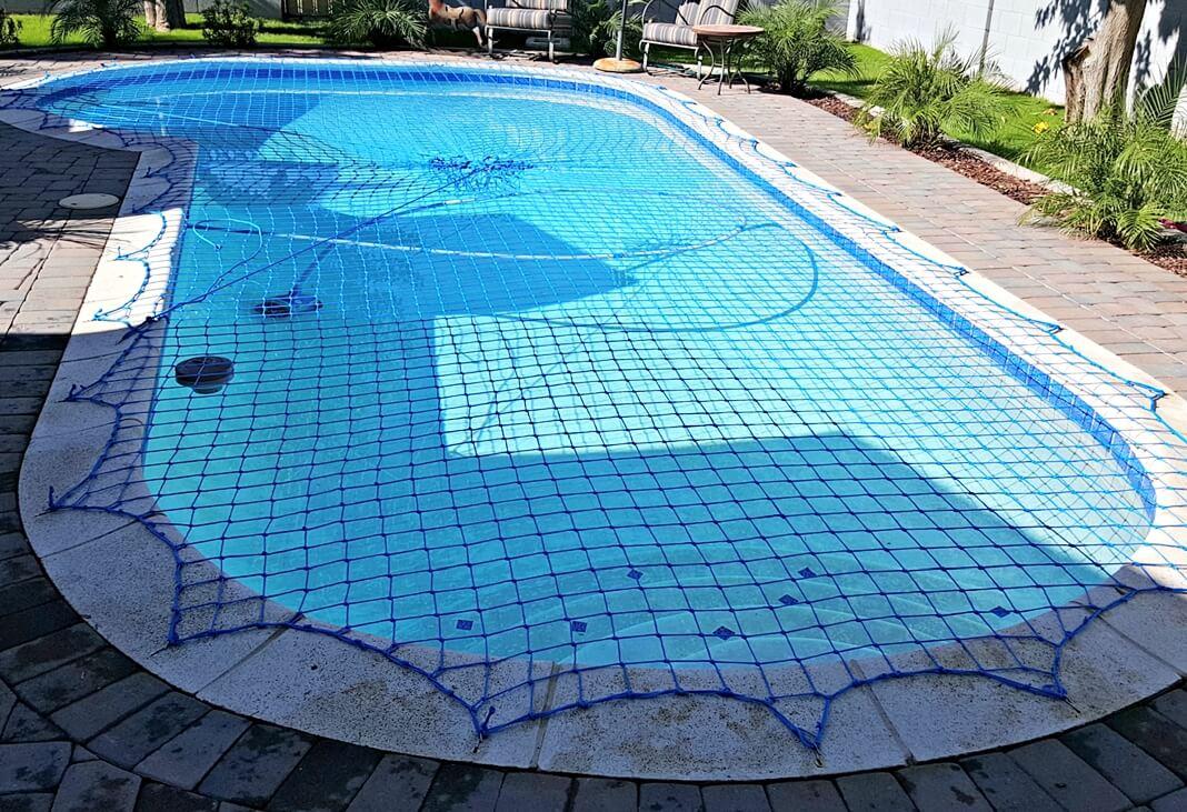 Pool Net Unique Shape