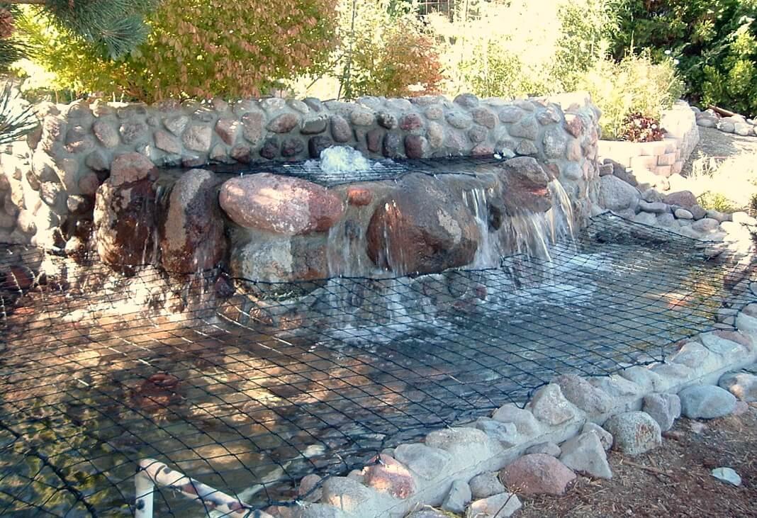 Waterfall Pond Net