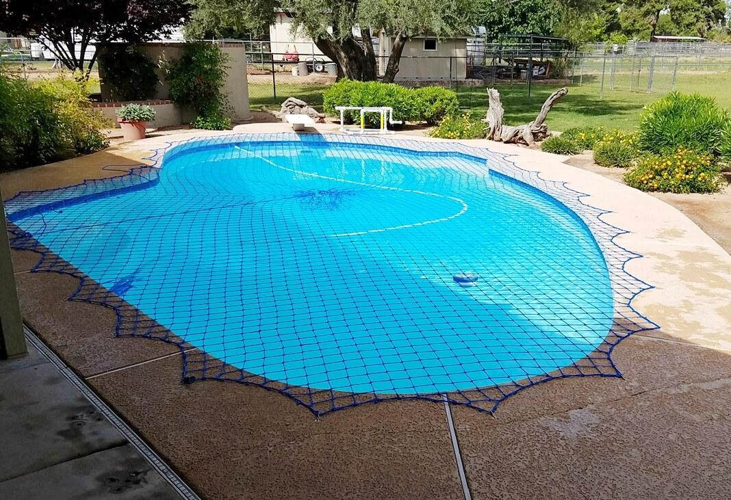 In Ground Pool Net Kit