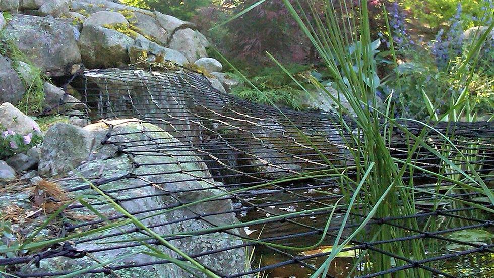 10x15 DIY Pond Net Kit