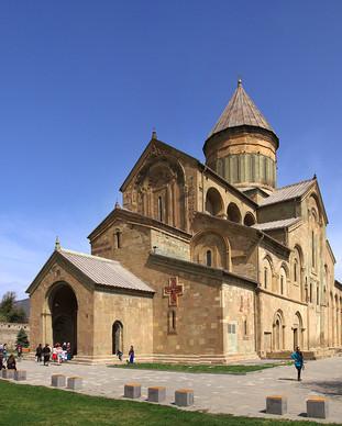 Svetitskhoveli Cathedral Georgia.jpg