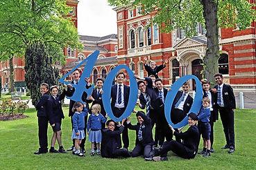 Dulwich College 400th Anniversary