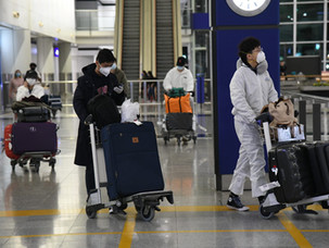 Extends Quarantine of Persons Arriving at Hong Kong