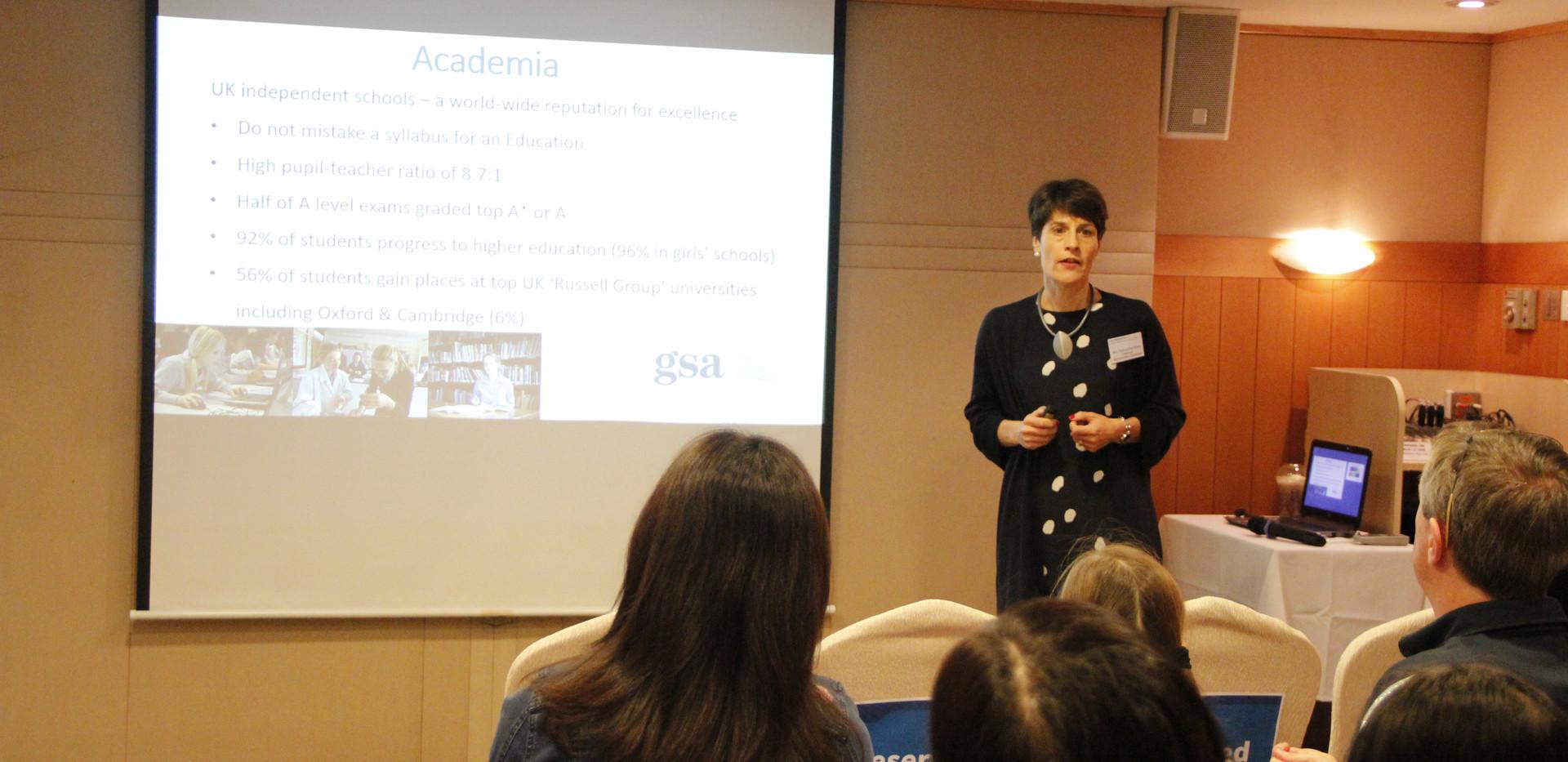CIS Education - GSA - Seminar