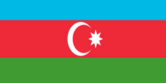 聯邦旅遊_ 阿塞拜疆_CIS Tour_Azerbaijan_flag