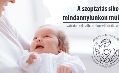 Továbbképzésen voltunk: A szoptatás sikere mindannyiunkon múlik-Berettyóújfalu Szülészet 2019.
