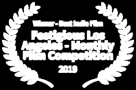 Winner - Best Indie Film - Festigious Lo