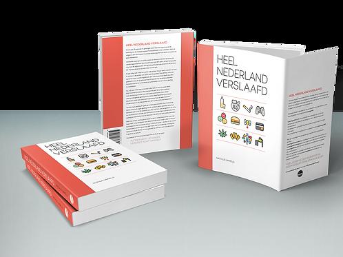 Boek | Heel Nederland verslaafd