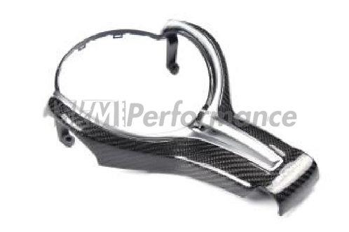 BMW M Sport M2 M3 M4 M5 M6 X5M X6M Carbon Steering Trim Silver