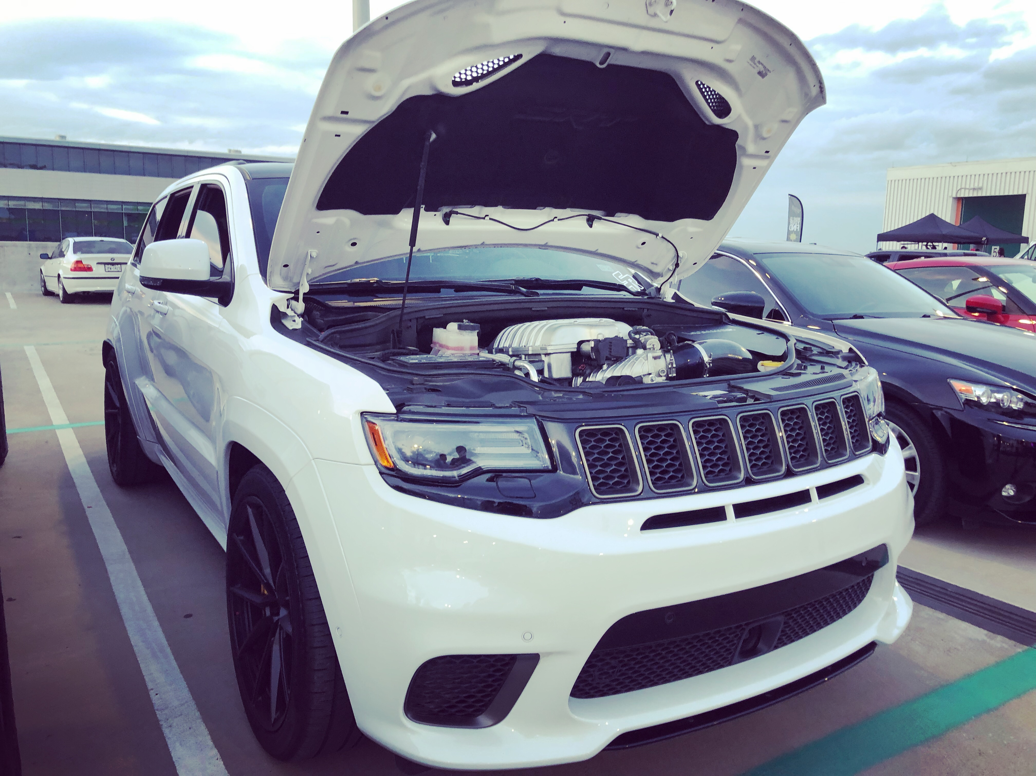 1200 HP Jeep TrackHawk