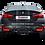 Thumbnail: Akrapovic 14-17 BMW M4 (F82 F83) Rear Carbon Fiber Diffuser - Matte