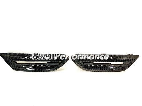 BMW F10 5-Series / M5 Carbon Fiber Fender Vents